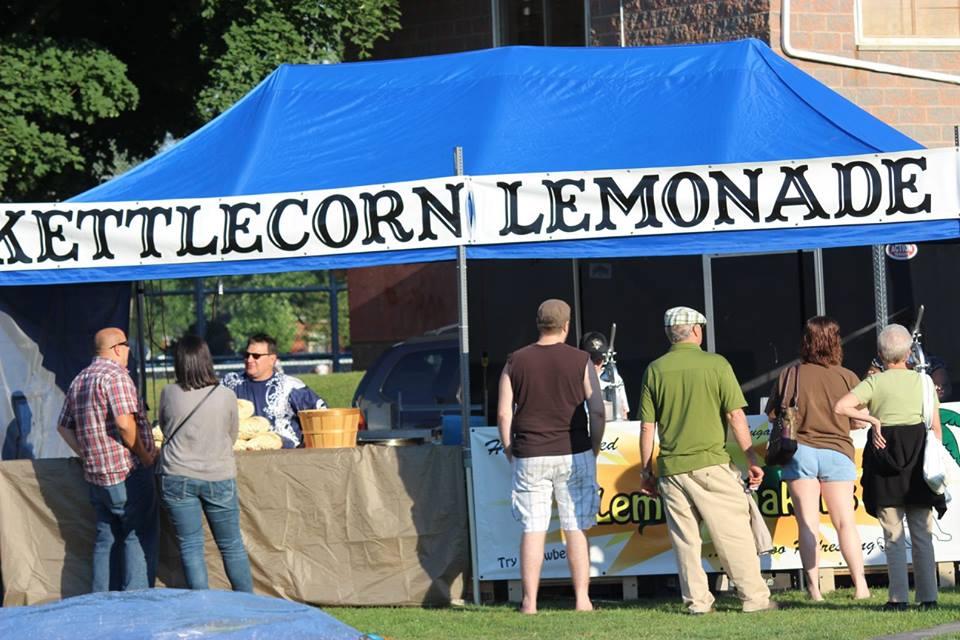 Brantford Kinsmen Ribfest food vendor